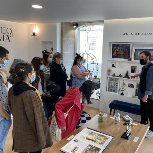 visita guiada museo interactivo